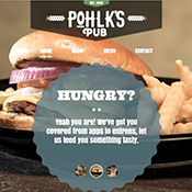 Pohlk's Pub Website
